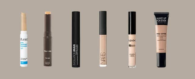 Concealer For Men Guide