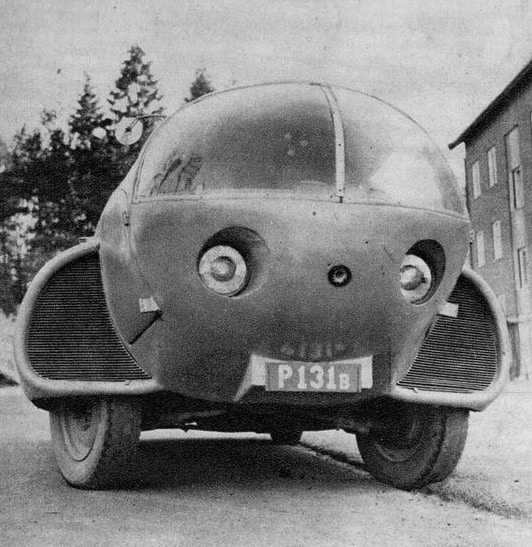 Concept Weird Vehicle Designs