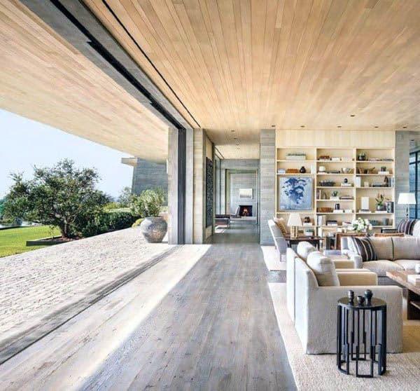 Concrete Floor Covering Ideas