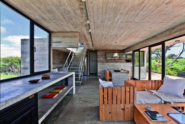 Concrete Floor Design Ideas