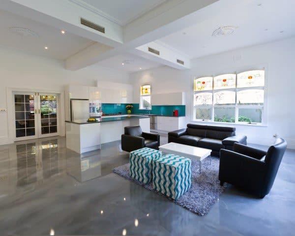 Concrete Floor Designs