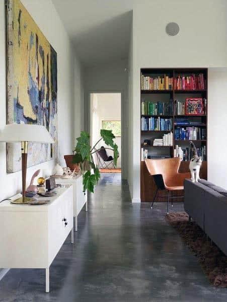 Concrete Floor Finish Ideas