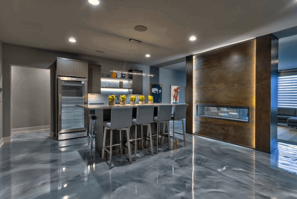 Top 50 Best Concrete Floor Ideas