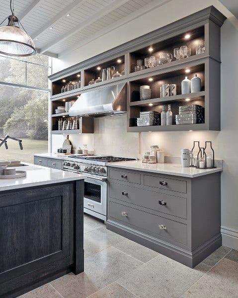 Top 60 Best Kitchen Flooring Ideas