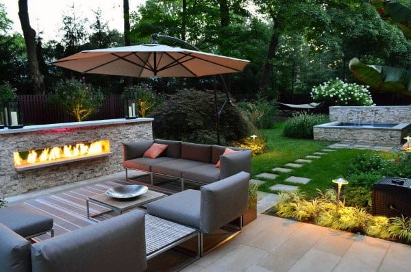 Concrete Patio Design Inspiration