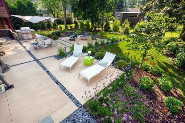 Concrete Patio Idea Inspiration