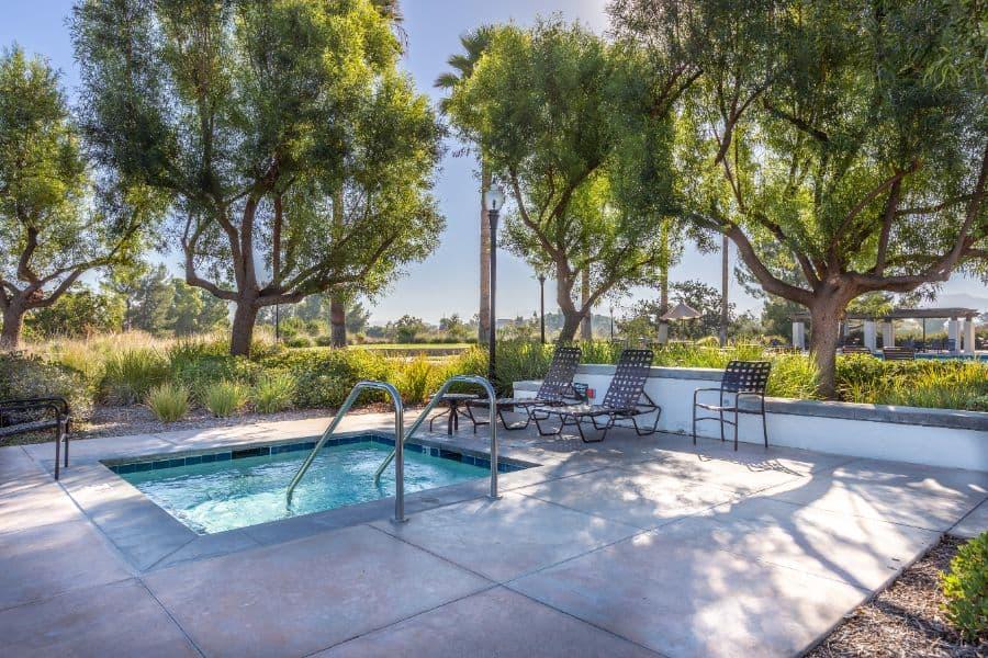 Concrete Pool Deck Ideas 15