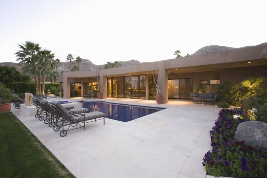 Concrete Pool Deck Ideas 4
