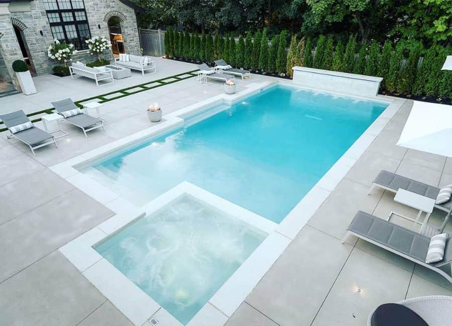 Concrete Pool Deck Ideas Bomanitetorontoltd