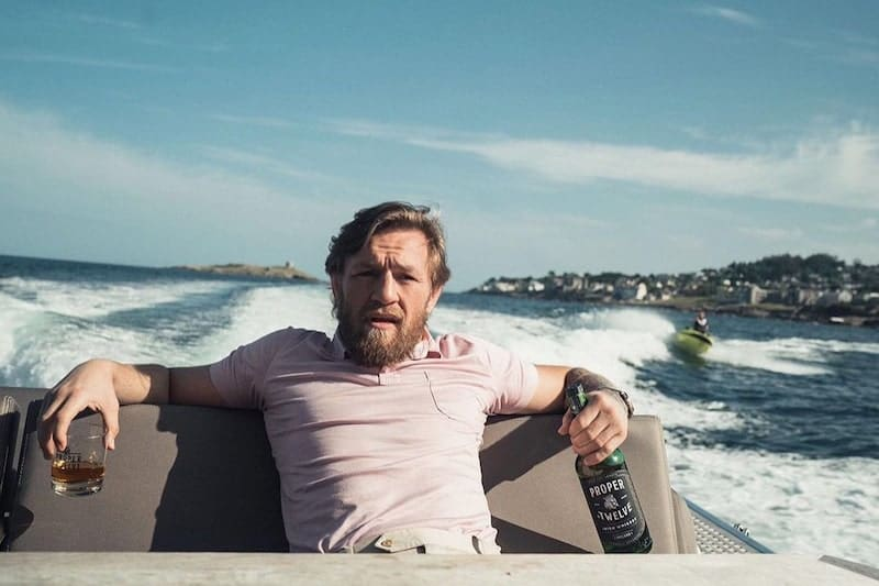 Conor McGregor Doubles Wealth with Sale of Proper No. Twelve Irish Whiskey