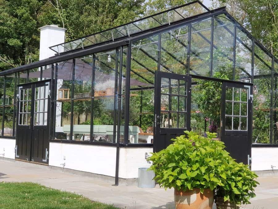 conservatory greenhouse ideas escapetofaurbo