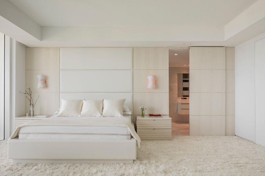 contemporary bedroom design for women tamara.feldman.design