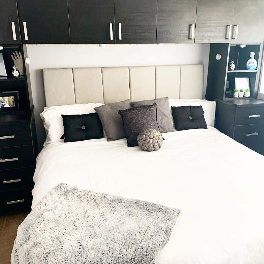 contemporary black and white bedroom ideas xhouseahomex