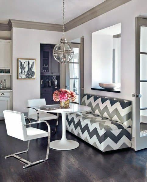 Contemporary Breakfast Nook