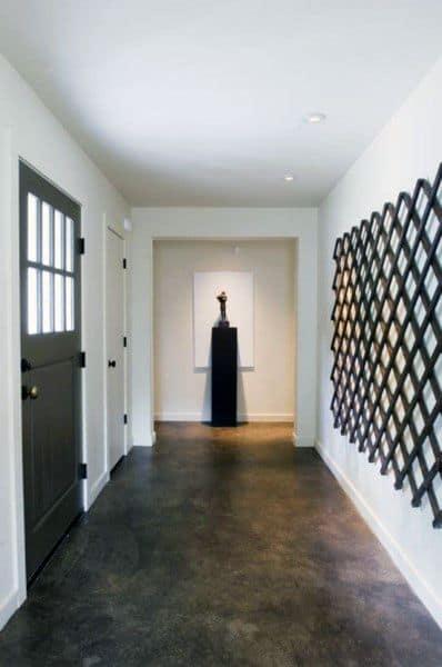 Contemporary Concrete Floor Ideas