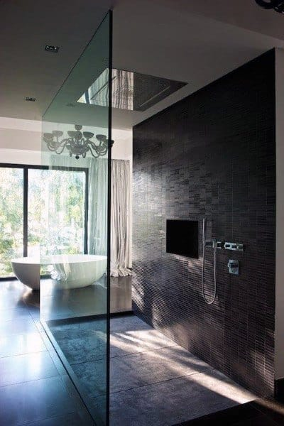 Contemporary Cool Bathroom Ideas For Showers