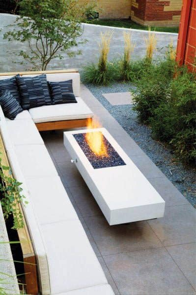 Contemporary Designs Patio Firepit
