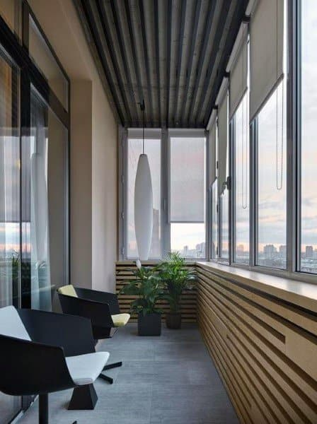 Contemporary Designs Sunroom Ideas