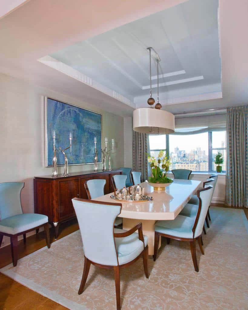 contemporary dining room ideas jeffrey_parker_interiors