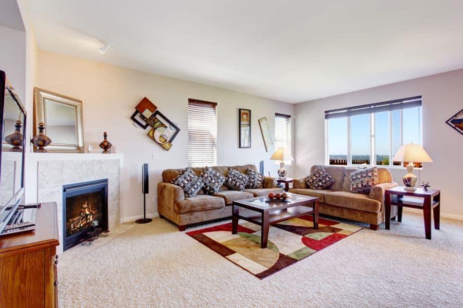 Contemporary Family Room Ideas 4