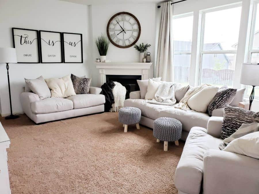 Contemporary Family Room Ideas Keto Lo Family