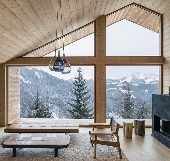 for big stylish wood living warm featuring beautiful ceiling ceilings decors rustic room