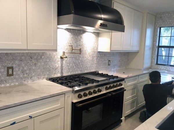 Contemporary Kitchen Backsplash Designs