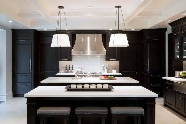 Contemporary Luxury Kitchen Hood