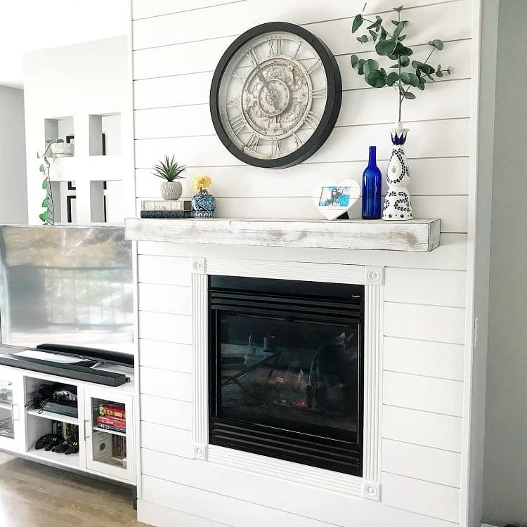 Contemporary Mantel Decor Ideas Sabrina Louise C
