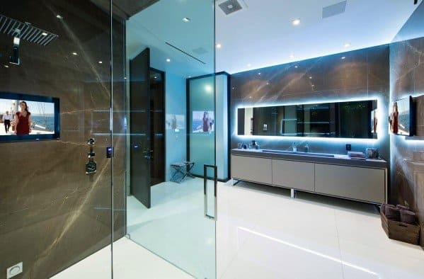 Contemporary Modern Led Home Interior Bathroom Lighting