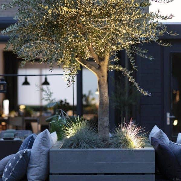 Contemporary Nice Landscape Lighting Exterior Ideas