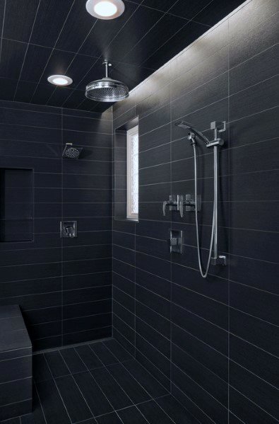 Contemporary Shower Lighting Ideas