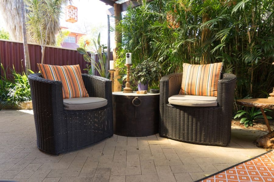Contemporary Small Patio Ideas 44