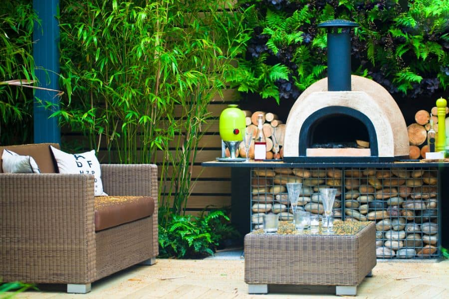 Contemporary Small Patio Ideas 48