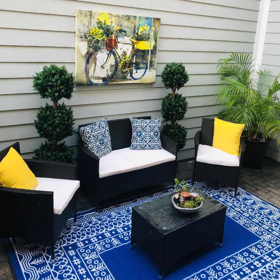Contemporary Small Patio Ideas Lprazak1