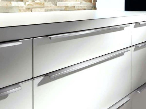 Contemporary Stainless Steel Designs Kitchen Cabinet Hardware