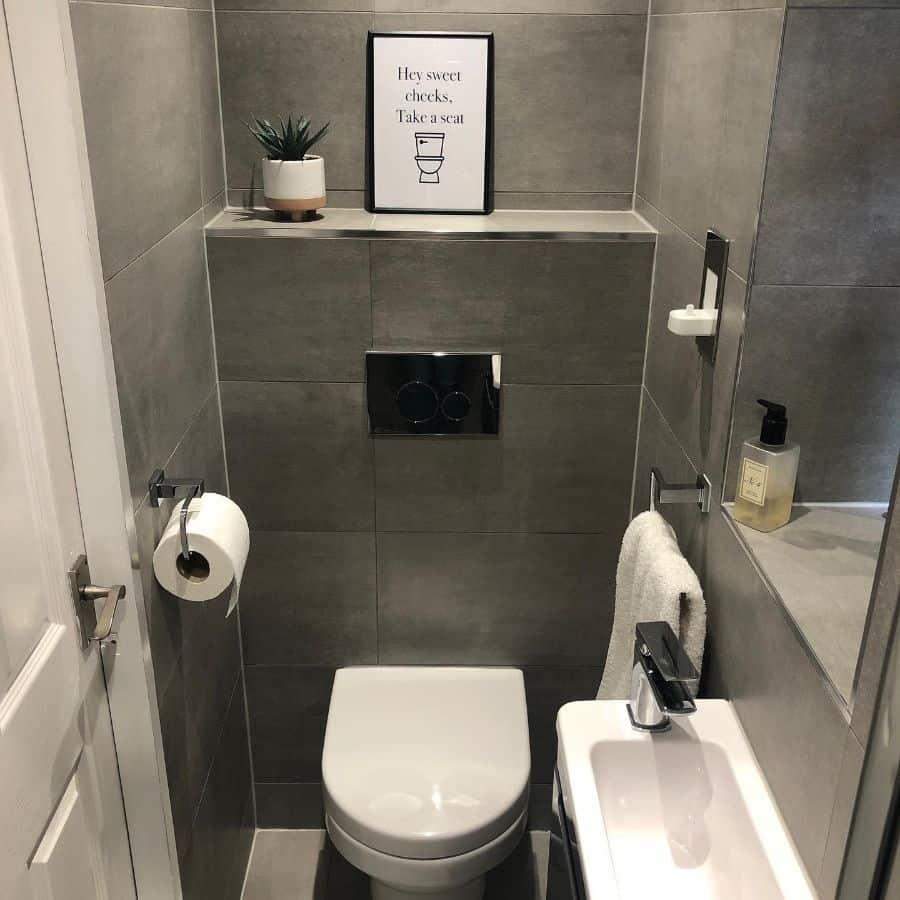 Contemporary Tiny Bathroom Ideas Harrogatehousetohome