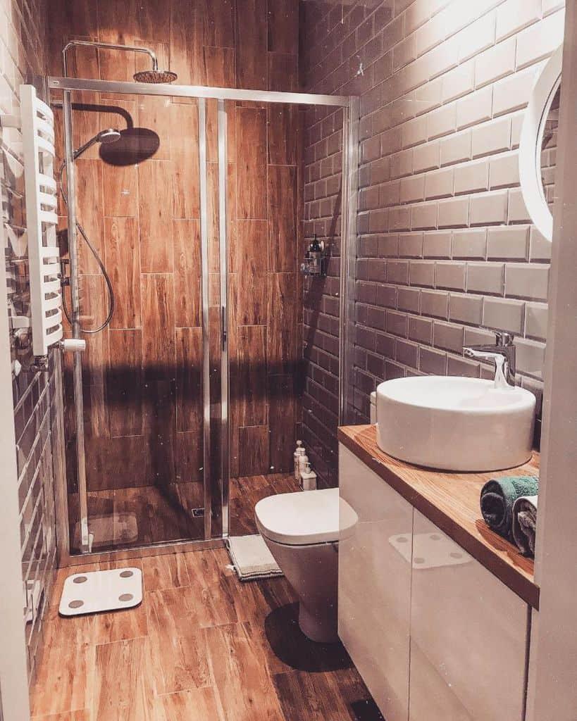 Contemporary Tiny Bathroom Ideas Nziarko