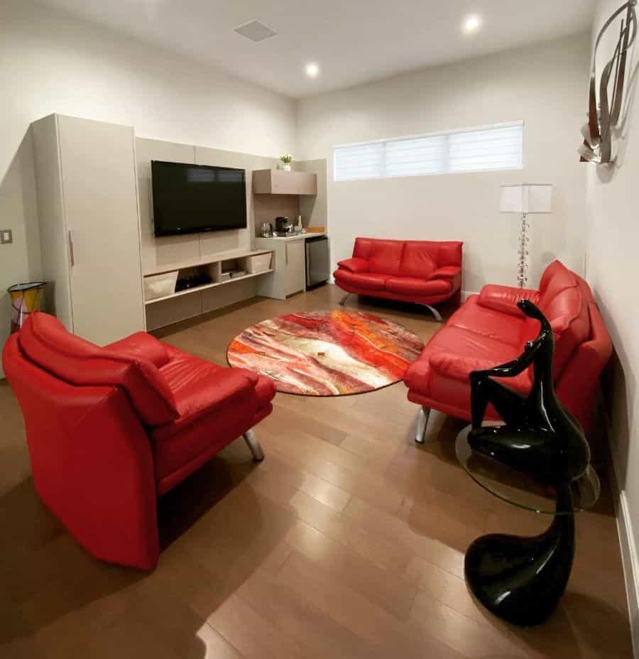 contemporary tv room ideas decoraconsara