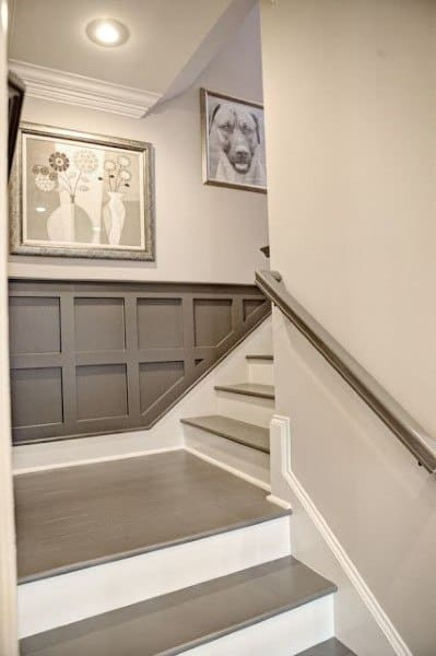 Contemporary Wainscoting Ideas