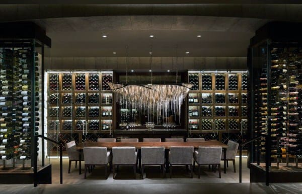 Contemporary Wine Cellar Ideas