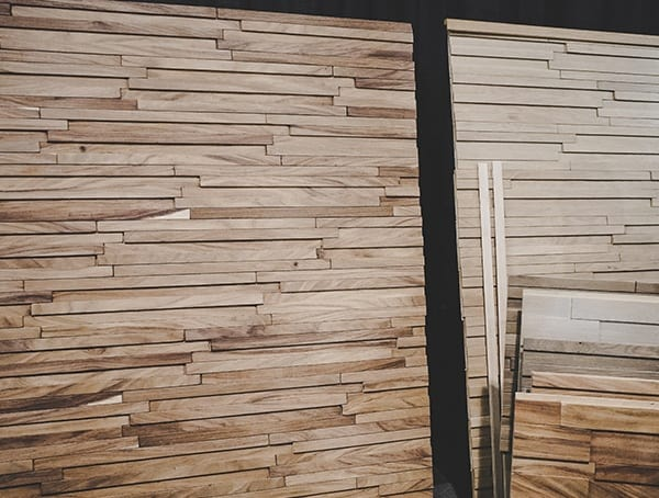 Contemporary Wood Wall Panels Nahb 2019 Show
