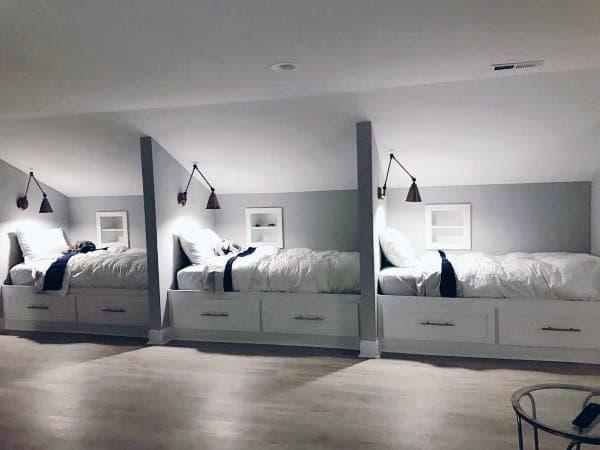 Converted Attic Bedroom