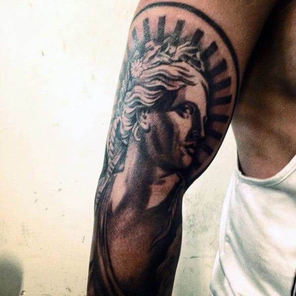 Cool Angel Tattoo Inspiration For Men