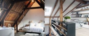60 Cool Attic Bedroom Ideas – Ascended Sleeping Quarters