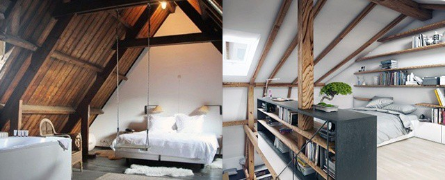 60 Cool Attic Bedroom Ideas Ascended Sleeping Quarters