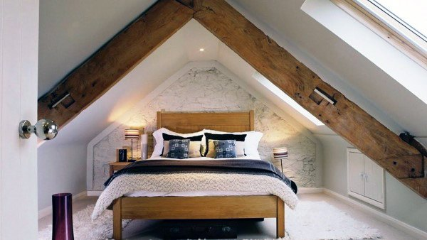 Cool Attic Bedrooms