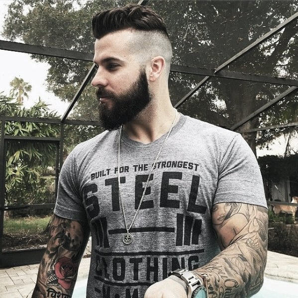 Cool Awesome Beard Styles For Men