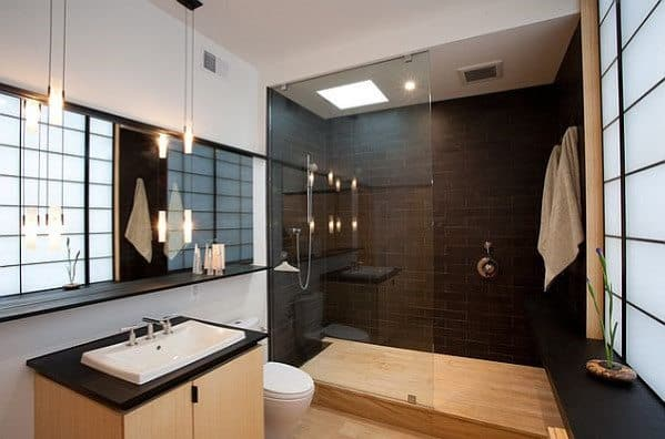 Cool Bachelor Pad Bathrooms