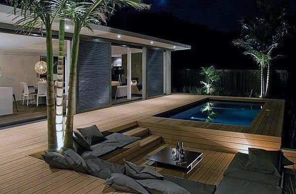 Cool Backyard Deck Ideas